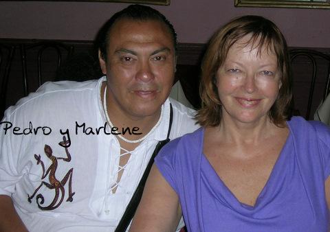 Pedro y Marlene
