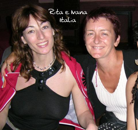 Rita y Ivana