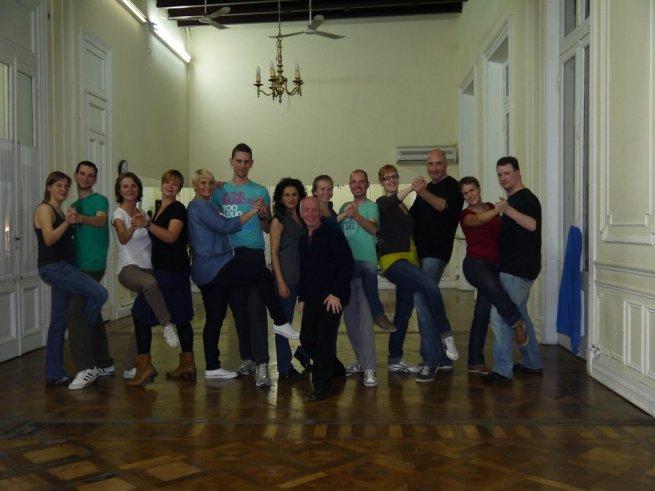 Second group from Joker B from Belgium