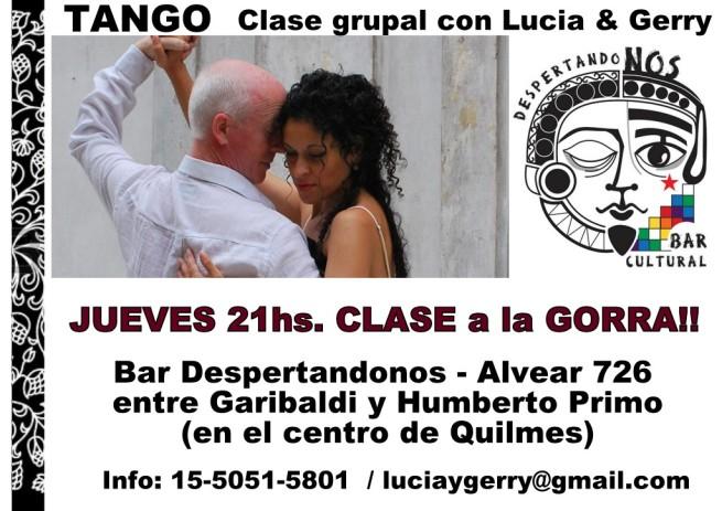 Clase Jueves en Quilmes
